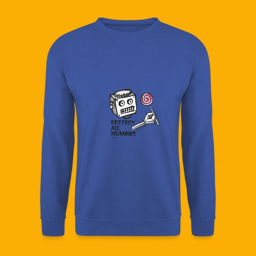 Dat Robot: Destroy Series Candy Light - Mannen sweater