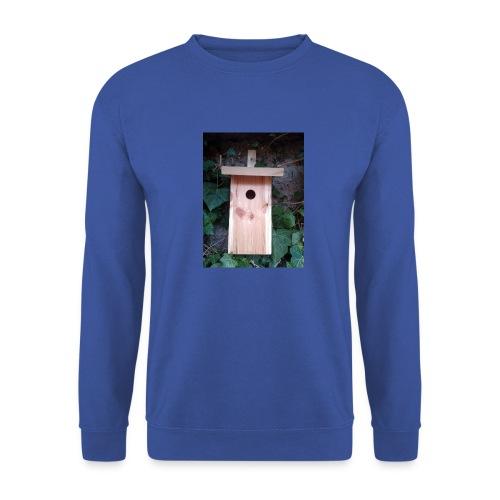 Der Nistkasten - Luxus für den Garten-Vogel - Männer Pullover