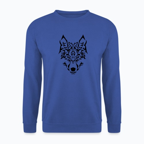 Tribal Wolf - Sweat-shirt Unisexe
