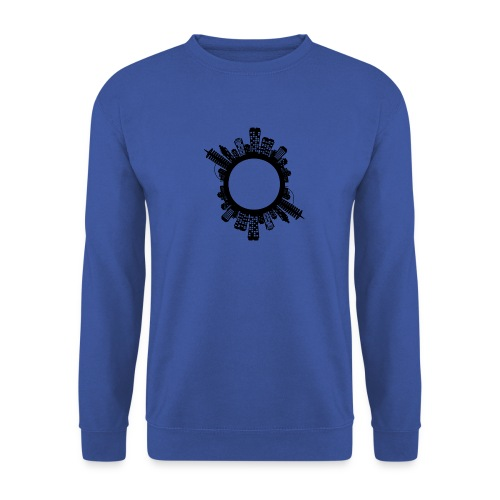 Circle town - Sweat-shirt Unisex