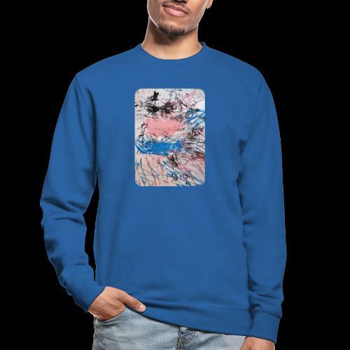 Emelie Kunstwerk V. - Unisex Pullover