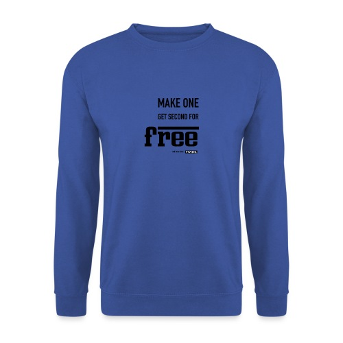 TWINS. make one get second for free - Männer Pullover