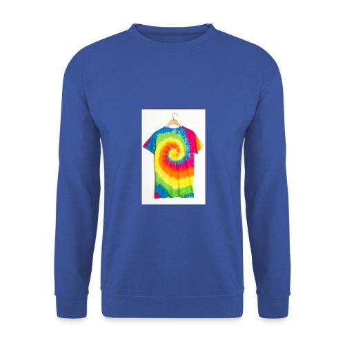tie die small merch - Men's Sweatshirt