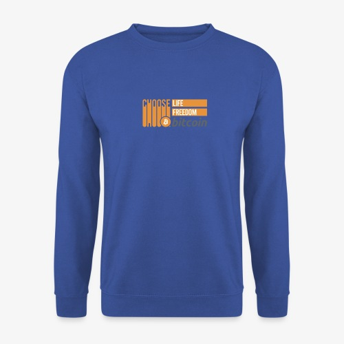 Bitcoin - Sweat-shirt Unisex