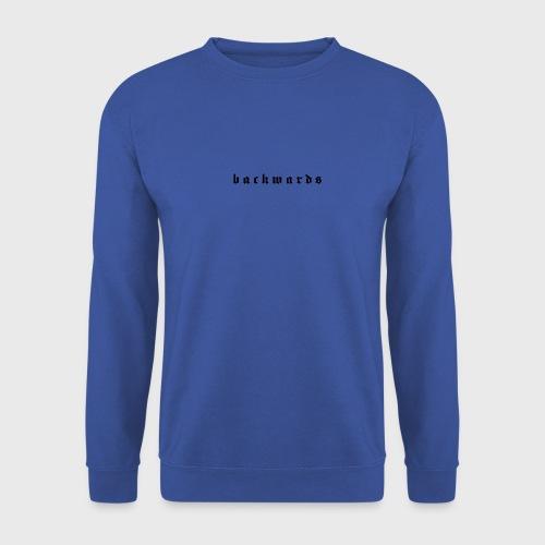 Backwards - Unisex sweater