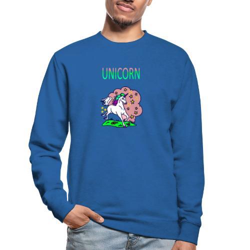 Einhorn unicorn - Unisex Pullover