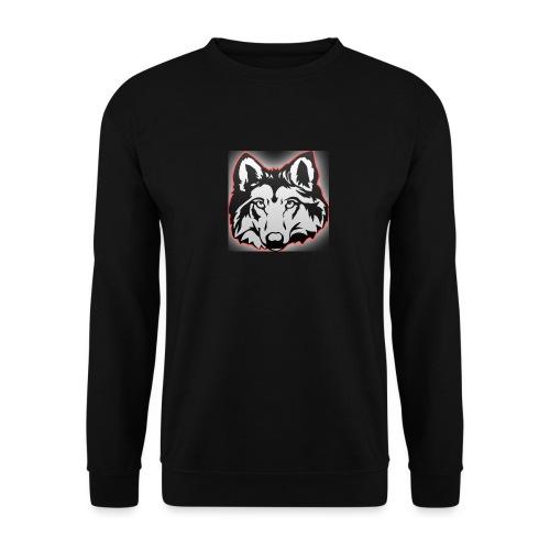 Wolfie (Red) - Men's Sweatshirt