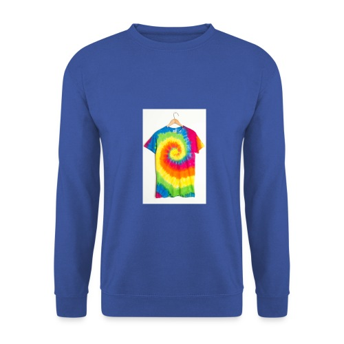 tie die small merch - Men's Sweatshirt