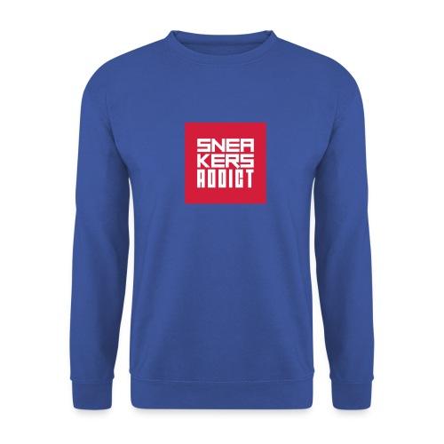 sneakersaddictlogored - Sweat-shirt Unisexe