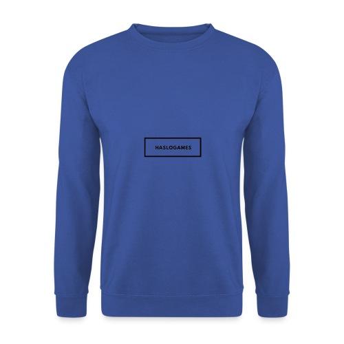 HasloGames White/Black edition! - Mannen sweater