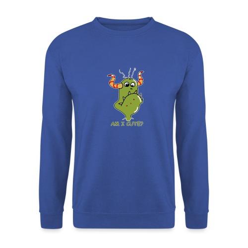 Cute monster - Men's Sweatshirt