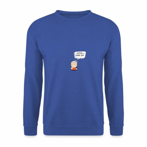 Le Vieux Bourré - Sweat-shirt Homme