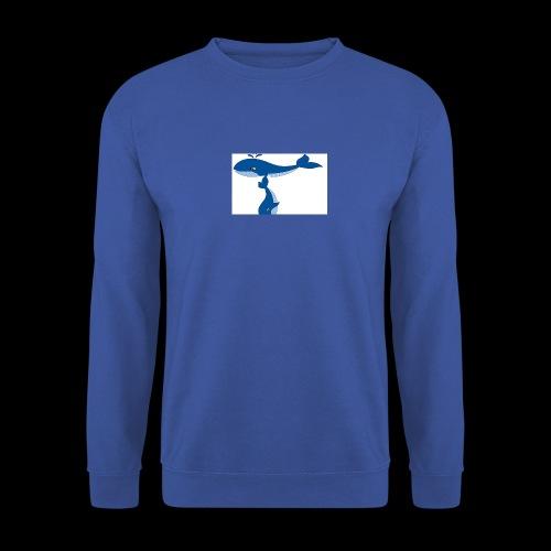 whale t - Unisex Sweatshirt
