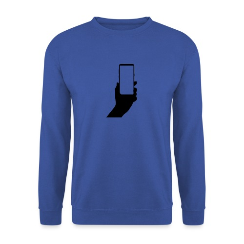 phone - Sweat-shirt Unisex