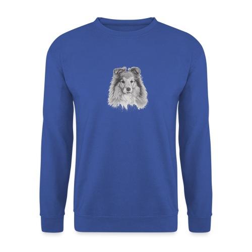 shetland sheepdog sheltie - Unisex sweater
