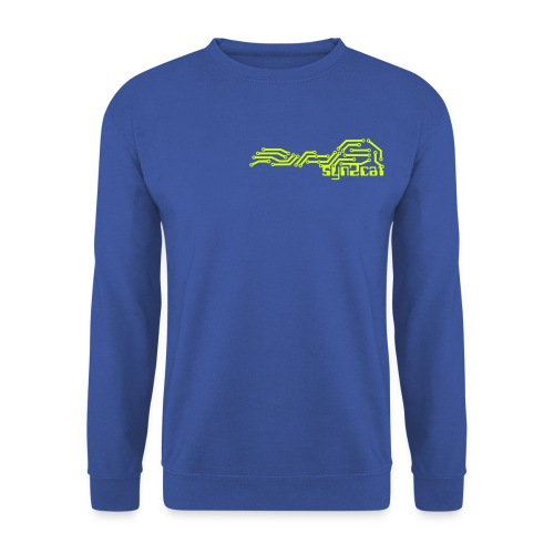 syn2cat hackerspace - Men's Sweatshirt