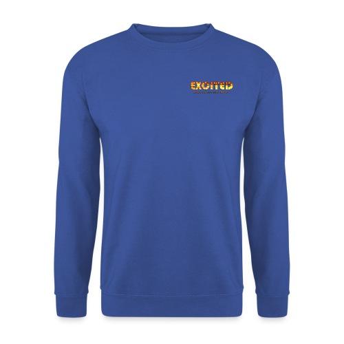 EXCITED LOGO - Unisex Sweatshirt
