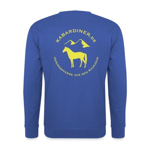 logo vektorisiert kopie2 - Männer Pullover