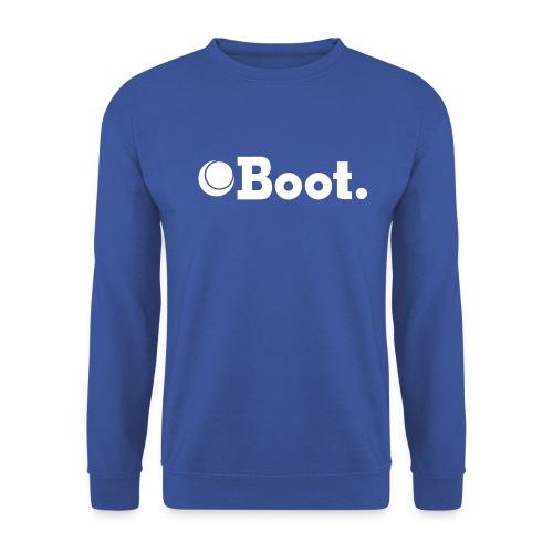 bootlogovector - Men's Sweatshirt