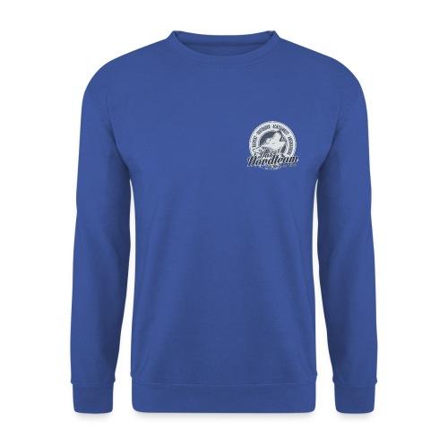 Logo Wolfsrudel - Männer Pullover