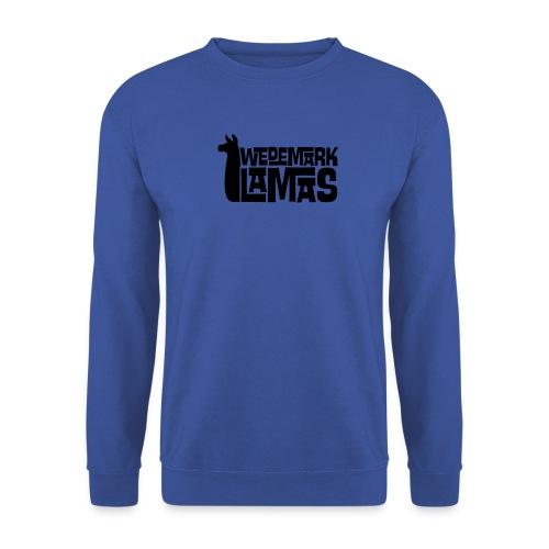 Wedemark Lamas Logo - Männer Pullover