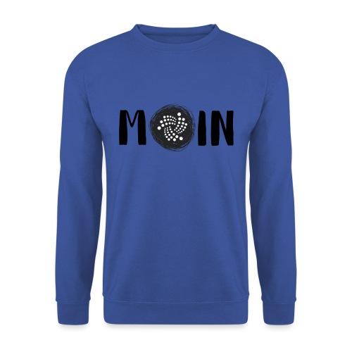 MOIN IOTA | BTC, Kryptowährung | IOTA Shirt - Unisex Pullover