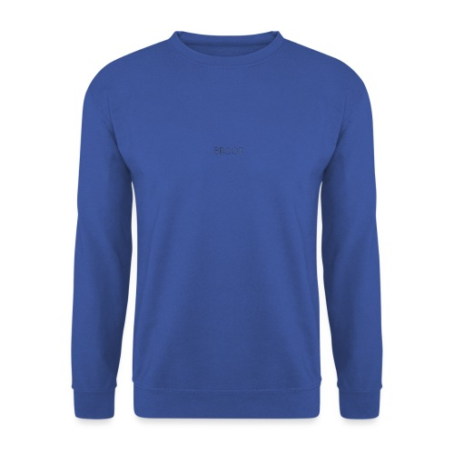 BROOR logo 1 and 6 - Unisex sweater