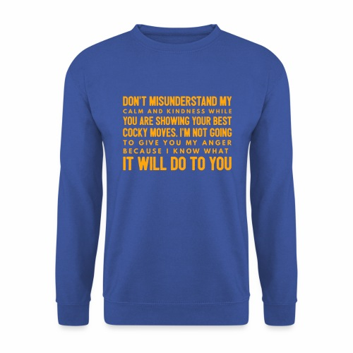confidence - Unisex sweater
