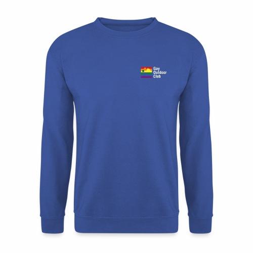 GOC Logo White Text - Unisex Sweatshirt