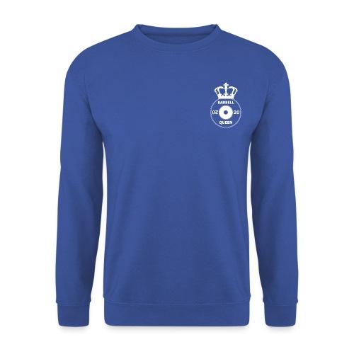 The Barbell Queen - Unisex Sweatshirt