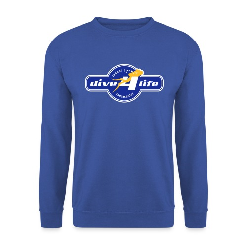 dive4life Style - Unisex Pullover