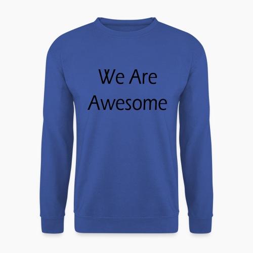 WAA bl sf - Sweat-shirt Unisexe
