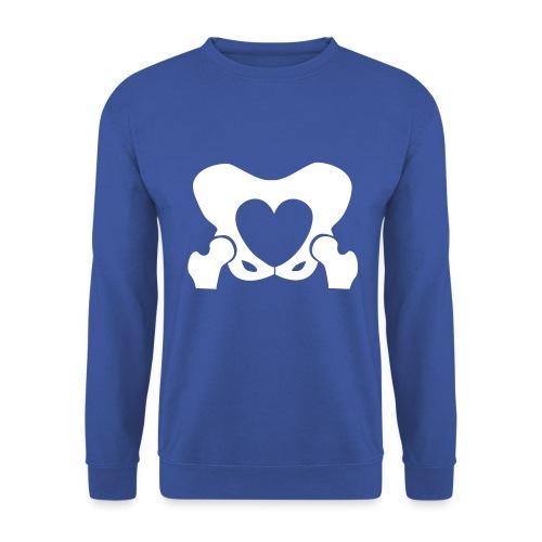 Love Your Hips Logo - Unisex Sweatshirt