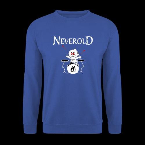 LOGO NEVEROLD - Sweat-shirt Unisexe