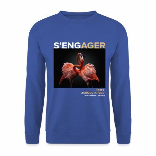 1 Achat = 1 Don à l'association Rainfer - Sweat-shirt Unisexe