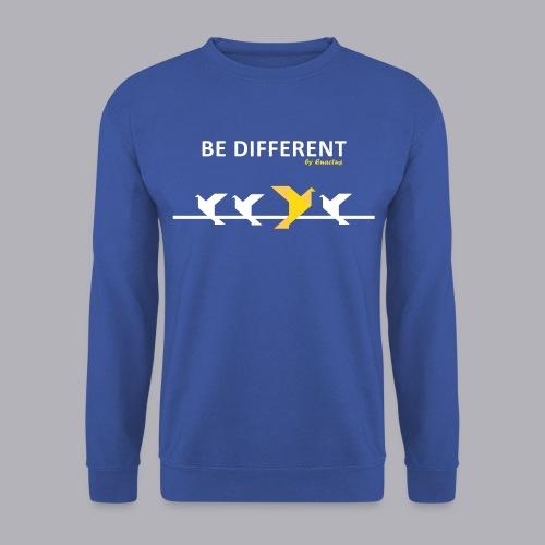 Be different - Sweat-shirt Unisexe