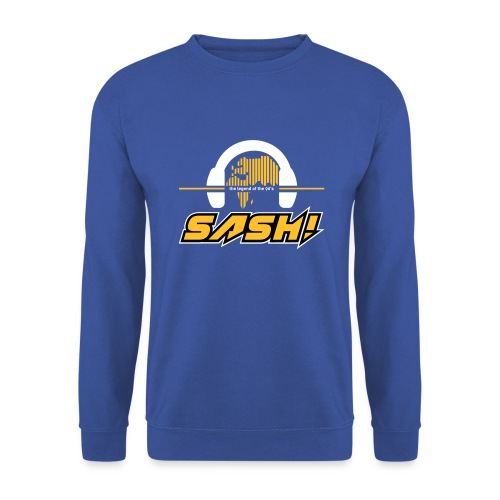 SASH! Logo 2020 Headfone - Unisex Sweatshirt