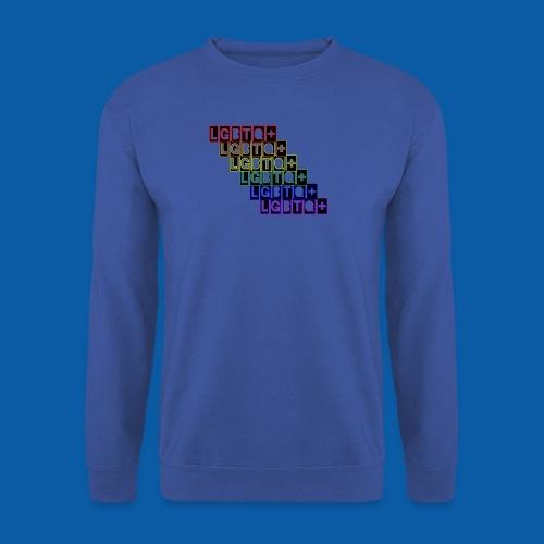LGBTQ+ Raibow - Unisex Pullover