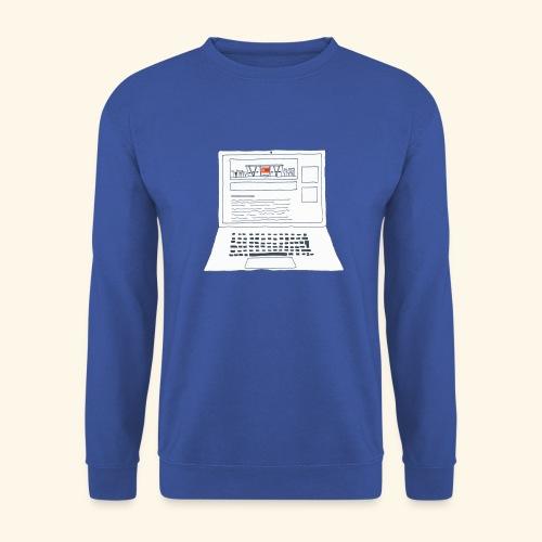 Laptop 20CENT Retail - Sweat-shirt Unisexe