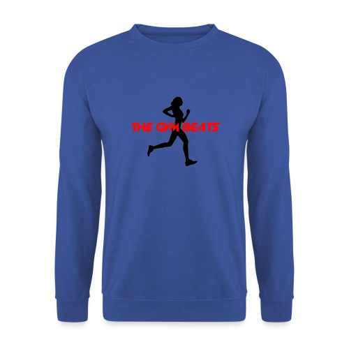 THE GYM BEATS - Music for Sports - Unisex Pullover