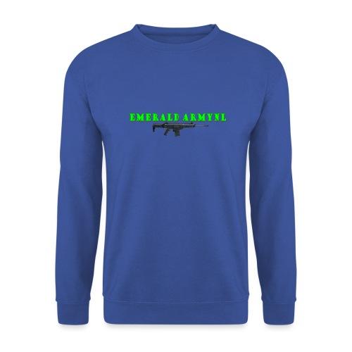 EMERALDARMYNL LETTERS! - Unisex sweater