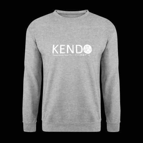 Finnish Kendo Team Text - Unisex svetaripaita
