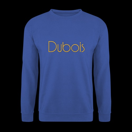 Dubois - Unisex sweater