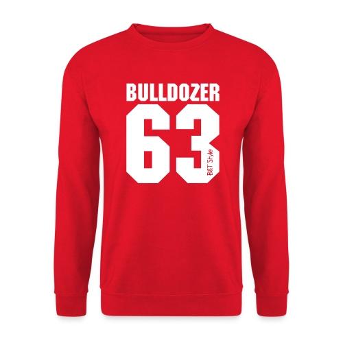 Bulldozer 63 - Felpa unisex