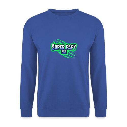 super papy 2020 - Sweat-shirt Unisexe