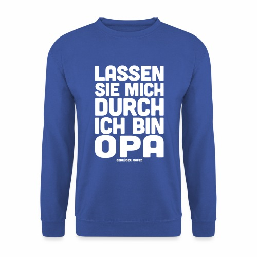Opa - Unisex Pullover