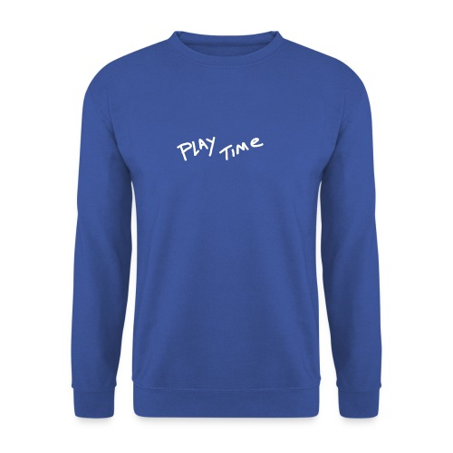 Play Time Tshirt - Unisex Sweatshirt