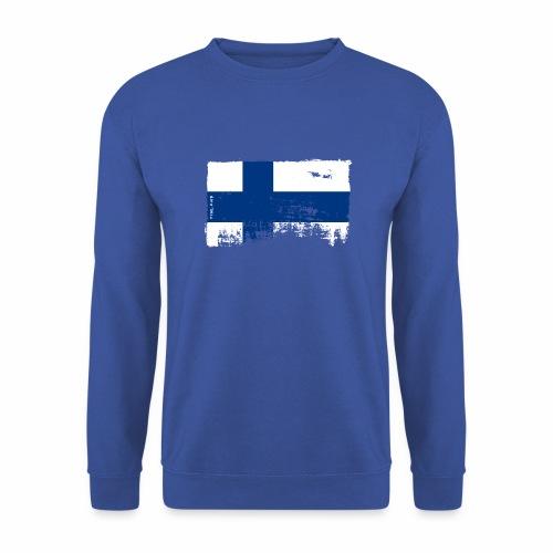Suomen lippu, Finnish flag T-shirts 151 Products - Unisex svetaripaita