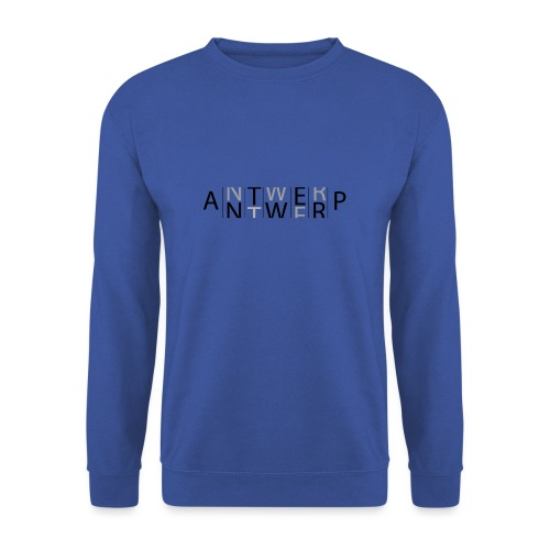 GRILLE D'ANVERS - Sweat-shirt Unisexe