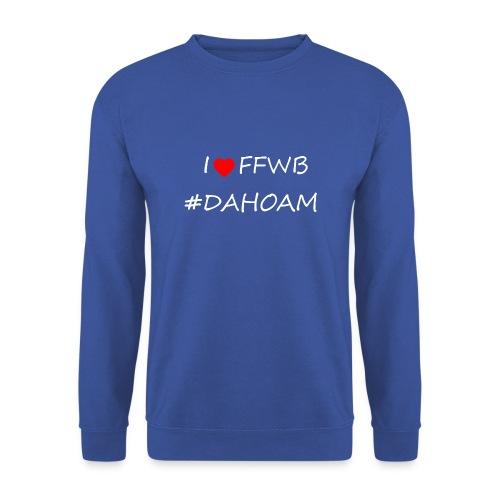 I ❤️ FFWB #DAHOAM - Unisex Pullover
